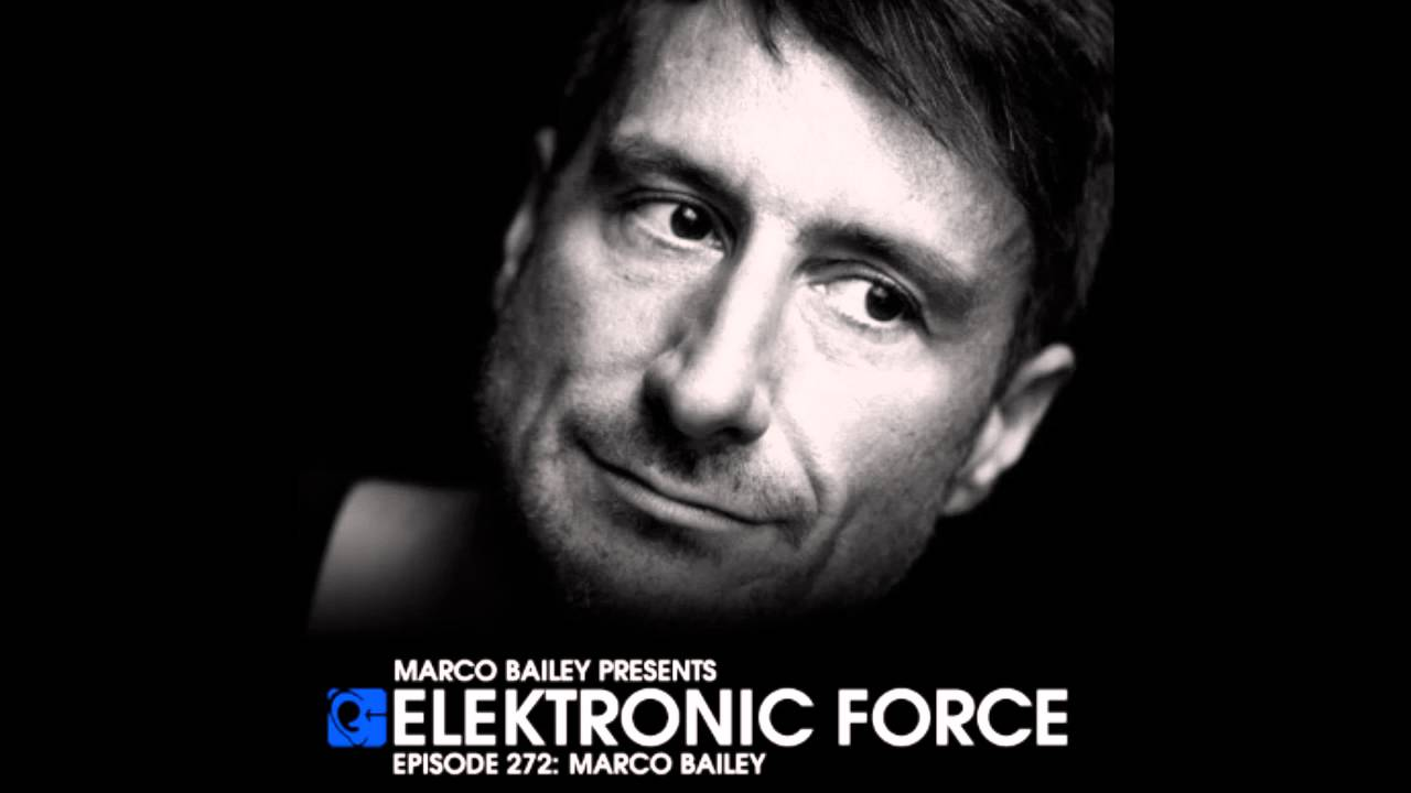 Marco bailey podcast