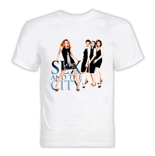 Sex and the city tshirt