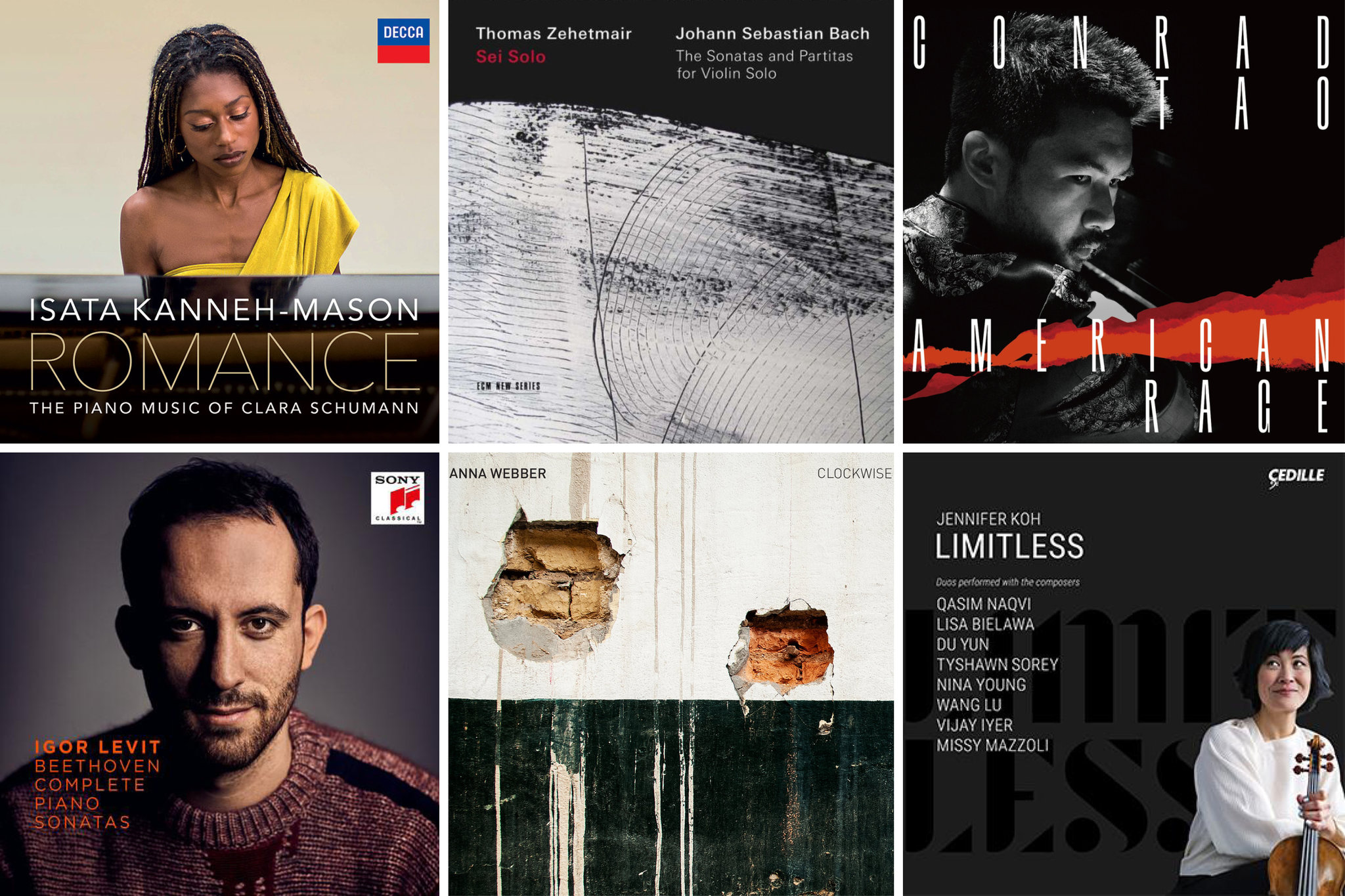 Best new classical music