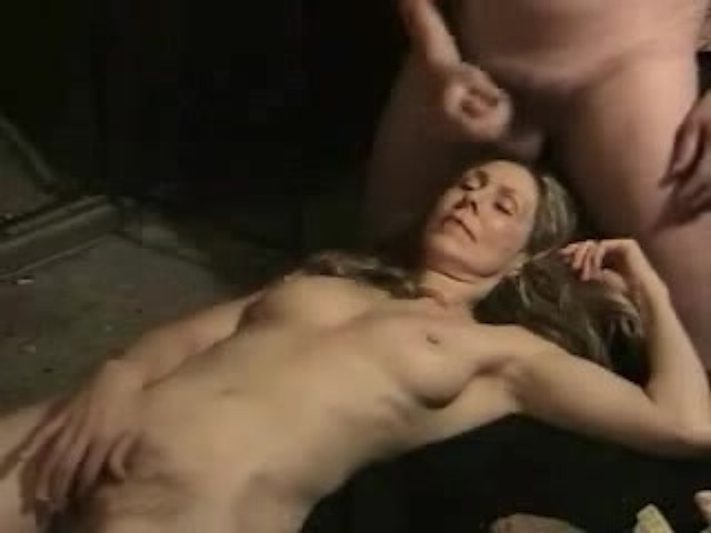 Women getting cum on the face