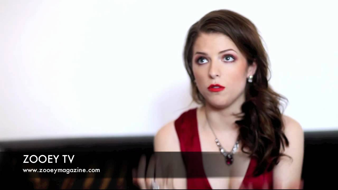 Anna kendrick but funking naked
