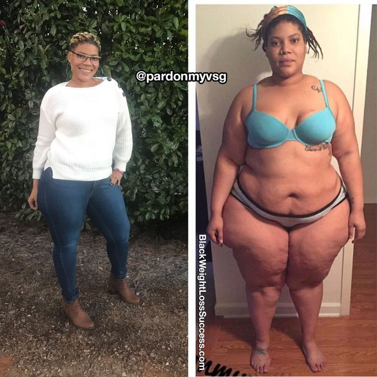 Bbw weight gain before and after
