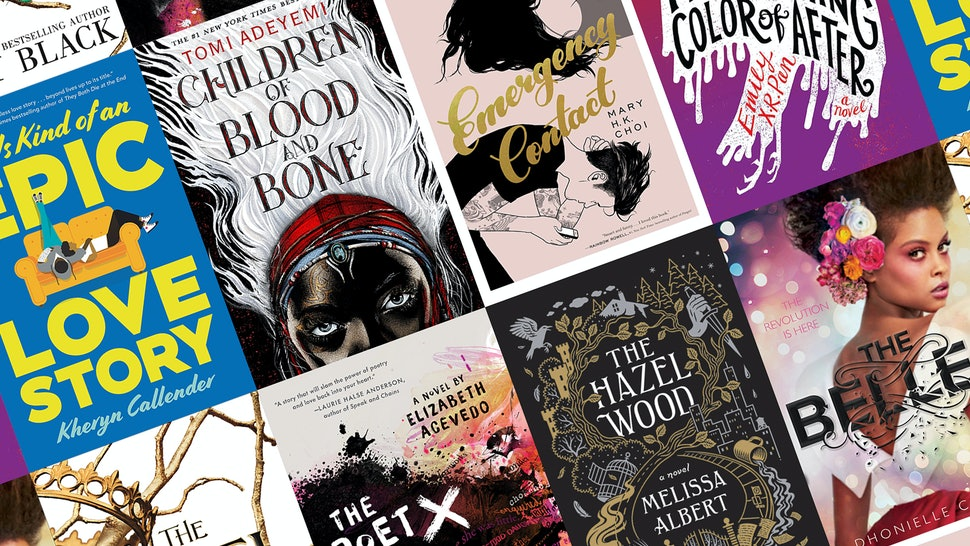 Famous young adult books