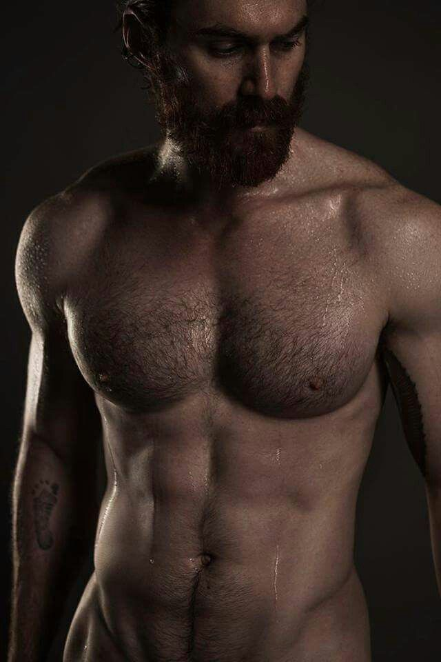 Hot male hairy