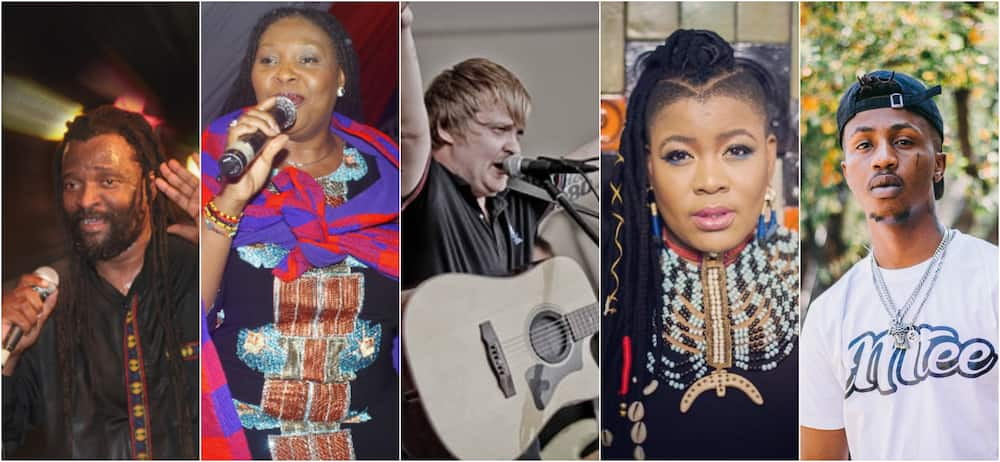 Most popular african songs 2015