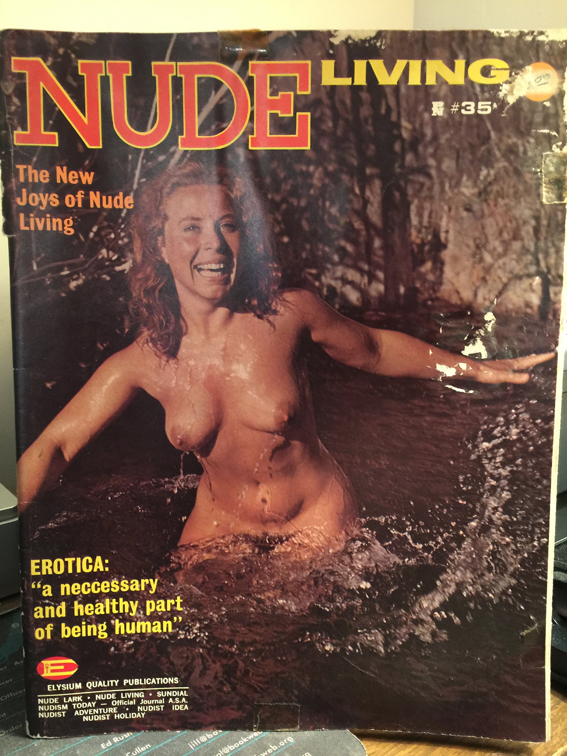 Nude living pictures